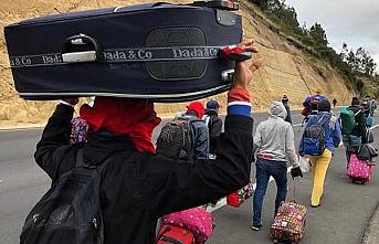 Brezilya'dan, Venezuela sınırına mülteci önlemi
