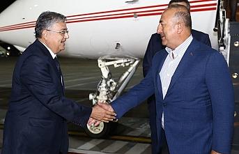Çavuşoğlu, Suriye zirvesi için Rusya'da