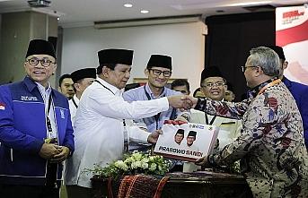 Endonezya'da başkanlık seçimleri için adaylar belli oluyor