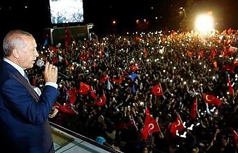 Erdoğan teşekkür ziyaretlerine başlıyor