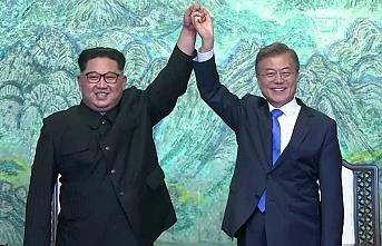 Güney ve Kuzey Kore Eylül'de bir araya geliyor