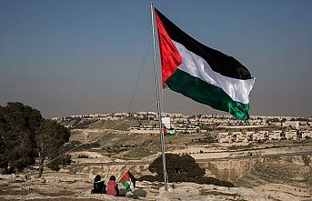 İsrail'de Filistin bayrağı suç sayılacak