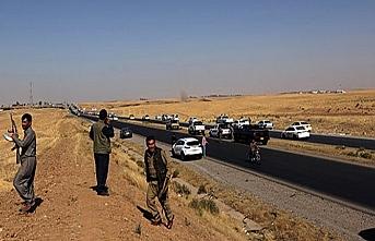 Kerkük-Erbil karayolu yeniden açılıyor