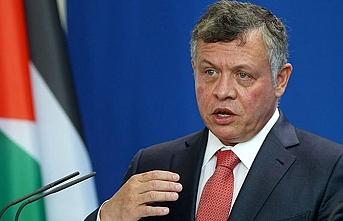 Kral Abdullah'tan Filistin açıklaması: Tutumumuz değişmez