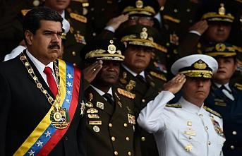 Maduro'ya suikastle ilgili üst düzey askerler gözaltında