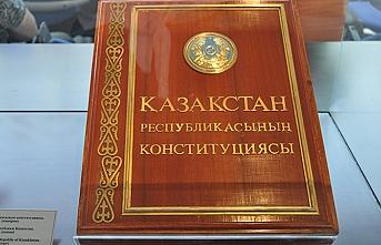 Nazarbayev'den hukukun üstünlüğü vurgusu