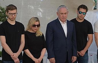 Netanyahu'nun eşi ve oğlunun rüşvet aldığı kesinleşti