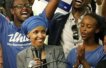Somalili Müslüman kadın aday Temsilciler Meclisi'ne bir adım daha yaklaştı