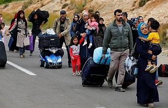 Suriyeliler bayram ziyareti için ülkelerine döndü