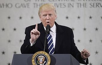 Trump, eski CIA ve ordu mensuplarıyla karşı karşıya