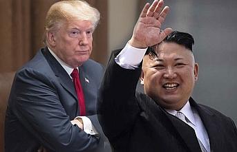 Trump ve Kim mektuplaşmaya başladı