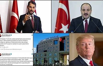 Türk siyaseti ekonomik savaşa karşı birleşti