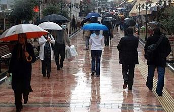 Yarın şemsiyenizi almayı unutmayın