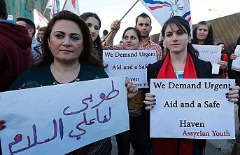 YPG, Süryanileri yok sayıyor