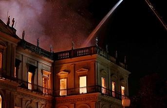 200 yıllık müzenin yangın sigortası yokmuş