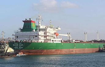 20 yıl sonra Eritre limanında Etiyopya gemisi