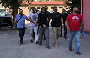 ABD Büyükelçiliği'ne saldırıda 3 tutuklama