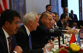 Amerikalı şirketler Ankara'da ağırlanıyor