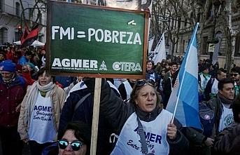Arjantin IMF bataklığında kayboluyor