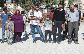 Balıkesir'de düzensiz göçmen operasyonu