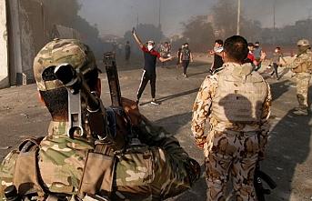 Basra'da yeniden sokağa çıkma yasağı ilan edildi