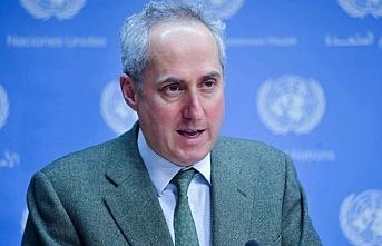 'Birleşmiş Milletler, İdlib için yüksek alarmda'