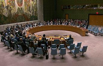 BM Güvenlik Konseyi'nde ilk yolsuzluk oturumu