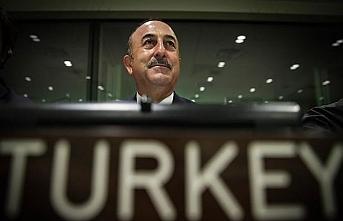 Çavuşoğlu ABD'nin teröre desteğini yazdı