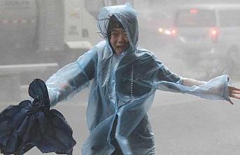 Çin'de 2,5 milyon kişi güvenli yerlere tahliye edildi