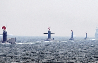 Çin Denizi'nde provokatif uçuş