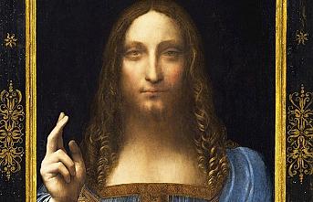 Da Vinci'nin 'Salvator Mundi'si listeye dahil edilmedi