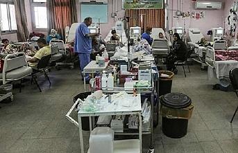 DSÖ'den Gazze'ye ilaç yardımı