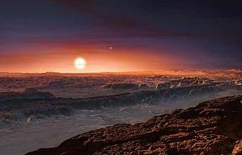 Dünya'ya en yakın öte gezegende yaşanabilirlik emaresi
