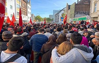 Erdoğan DİTİB açılışı için Köln'de