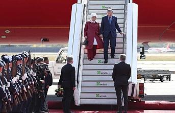Erdoğan'ın Almanya ziyaretinde iki ana hedef