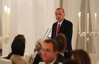 Erdoğan: Teröristleri korumak gibi bir görevimiz yok