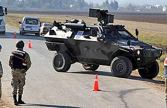 Gaziantep sınır hattı özel güvenlik bölgesi ilan edildi