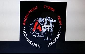 Hackerlerden 'Dünya Bizim'e siber saldırı