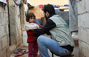 İHH'dan Suriye'ye 250 milyon ekmek