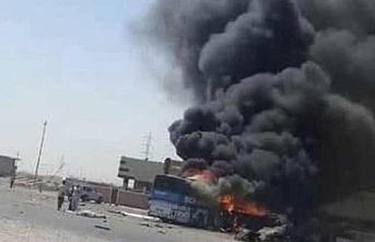 Irak'ta bombalı saldırı: 6 ölü