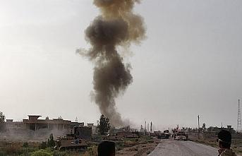 Irak'ta hastaneye intihar saldırısı