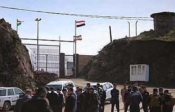 İran Şelamçe Sınır Kapısı'nı kapattı