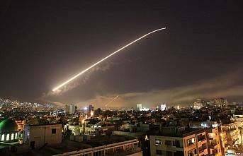 İsrail'den Şam'a füze saldırısı