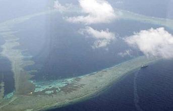 Japonya Güney Çin Denizi'nin altına indi