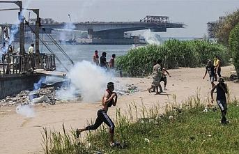 Kahire'de kenar mahalleler yıkılıyor
