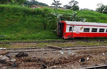 Kamerun'daki tren kazasında Fransız şirkete ceza yağdı