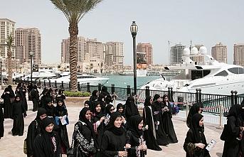 Katar, dünyada 1 milyon kız çocuğuna burs verecek