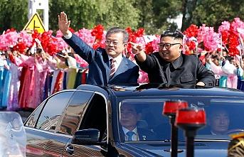 Kore liderlerinin buluşması Trump'ı heyecanlandırdı