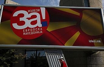 Makedonya'da tarihi referandum geçersiz oldu