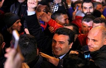 Makedonya'da Bağımsızlık Günü kutlamaları gerçekleşti